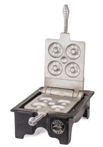 Rudget macchine per waffles e mini donuts
