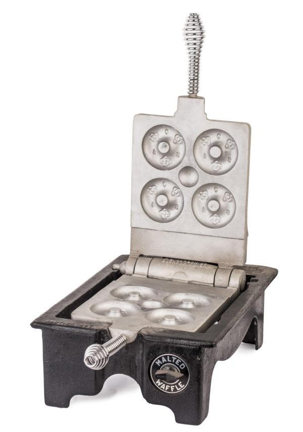 macchine per waffles e mini donuts