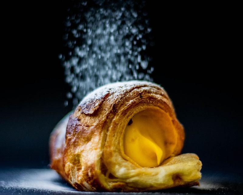 croissant dolci qwaffles