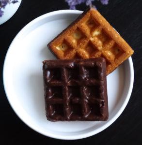 waffles quadrato